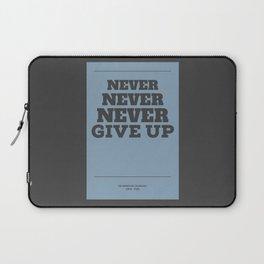 Never Laptop Sleeve