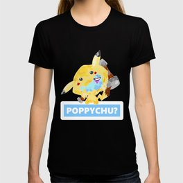 Poppychu with Sign T-shirt