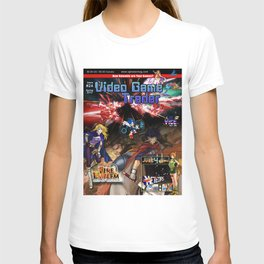 Video Game Trader #24 Cover Design  T-shirt