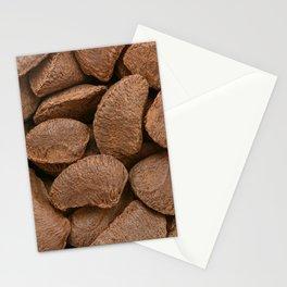 Brazil nuts Stationery Cards