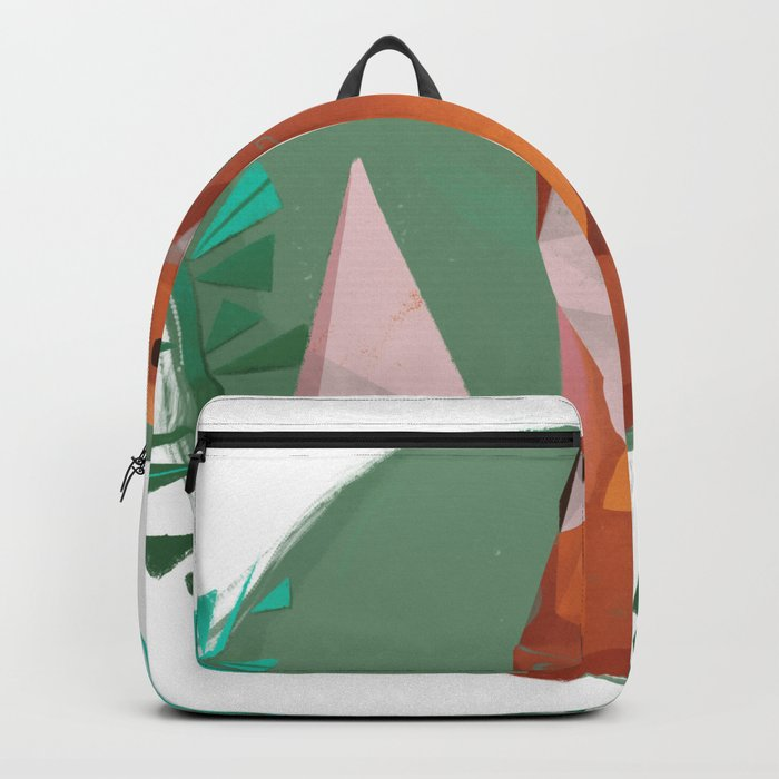 The Enchanted Fox Backpack