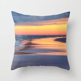 Sunset Dream Throw Pillow