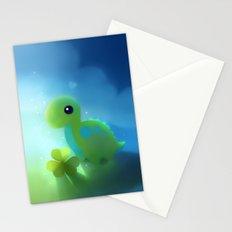 bronto dino Stationery Cards