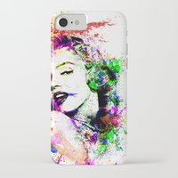 marylin monroe iPhone & iPod Cases featuring Monroe. by David