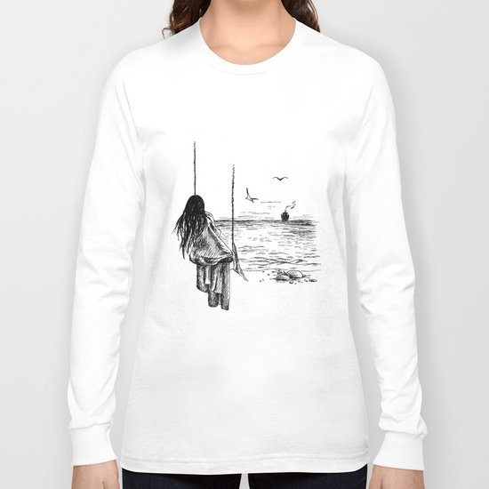 Loneliness Long Sleeve T-shirt