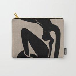 Matisse Print, Henri Matisse, Matisse Poster, Matisse Art,Matisse Cut Out, Fine Art Print, Female Nu Art Print Carry-All Pouch