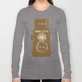 Lubitel Camera Long Sleeve T-shirt