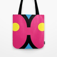 face 1 Tote Bag