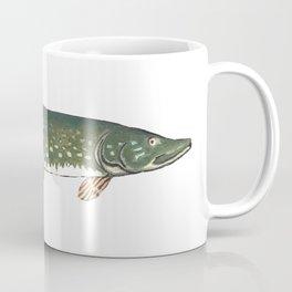 Northern Pike - Jackfish Coffee Mug