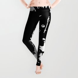 The Second City of Angels Leggings