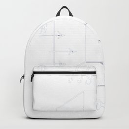 No Flux Given Backpack
