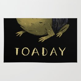 toaday was a good day Rug