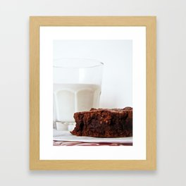 Super Fudge Framed Art Print