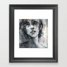 Heaven Spent Framed Art Print