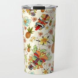 Tiki Time Travel Mug