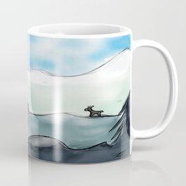 Snow dweller Coffee Mug