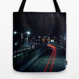 Time skip Tote Bag