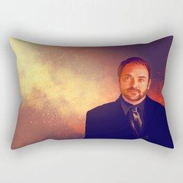 Crowley - Supernatural Rectangular Pillow