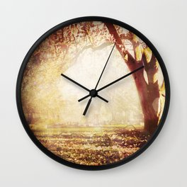 Greenlawn Cemetery Wall Clock