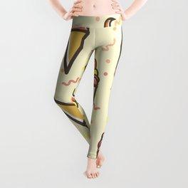Pattern sweets Leggings