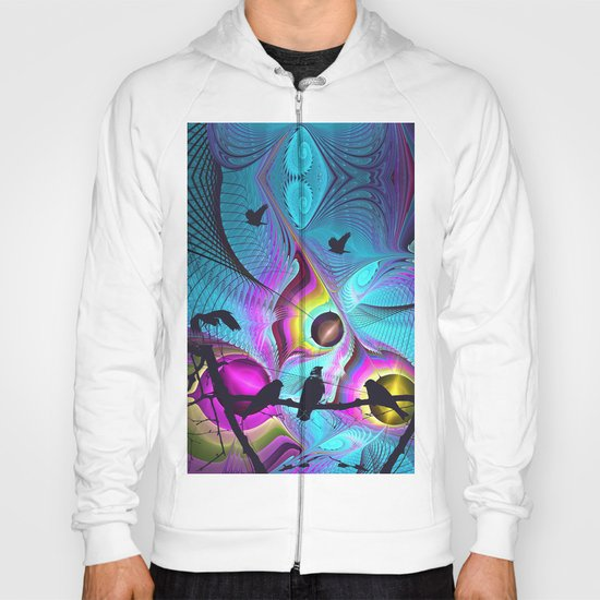 Birds Kingdom Hoody