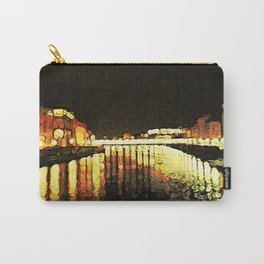 Arno River of Night Carry-All Pouch