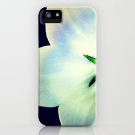 FLOWER 043 iPhone Case