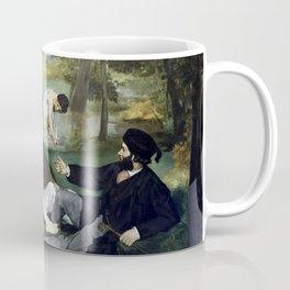 Edouard Manet Luncheon on the Grass Coffee Mug