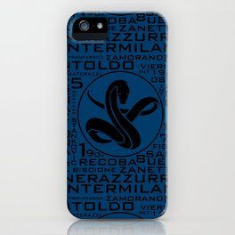MixWords: Internazionale iPhone Case