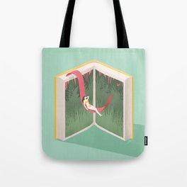 Wondering Tote Bag