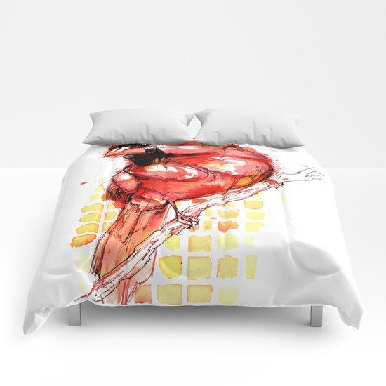 Cardinal Rule Comforters