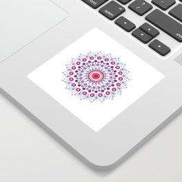 Dotty Mandala Sticker