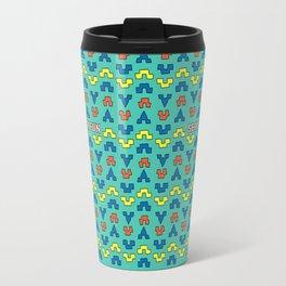 Sea for fun (green) Travel Mug