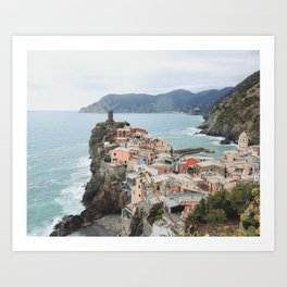 Pictoresque Art Print
