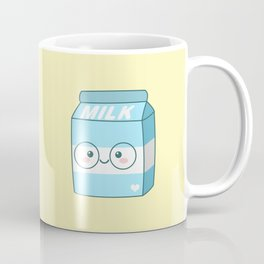 Kawaii Milk Coffee Mug