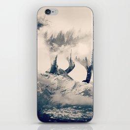 Fox Mountain Walker iPhone Skin