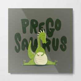 Pregosaurus Metal Print