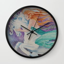 Dream Rider Wall Clock
