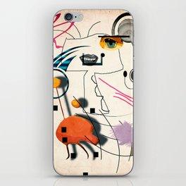 The Chicken Farmer iPhone Skin