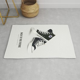 Back to the Future - Alternative Movie Poster Rug