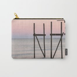 Dusk on the Horizon Carry-All Pouch