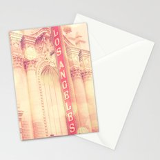 Los Angeles Theatre photograph Stationery Cards