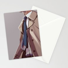 In Plumed Procession Stationery Cards