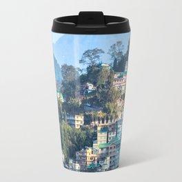 Pastel City : Gangtok Travel Mug