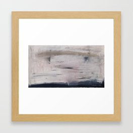 Clear Mind Framed Art Print