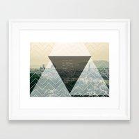 bukowski Framed Art Prints featuring bukowski by pixel.pwn | AK
