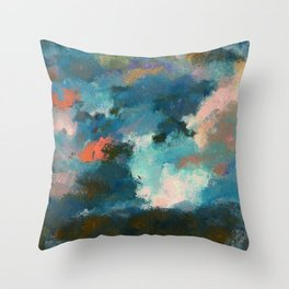 Handy Dismay Throw Pillow