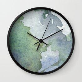Colors#6 Wall Clock