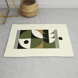 Abstract Composition - 06 Rug