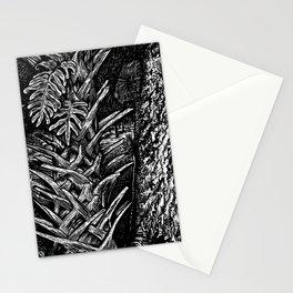 Cabbage Palm w/Fern & Oak Stationery Cards